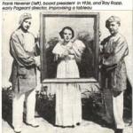 1936 improvised tableau