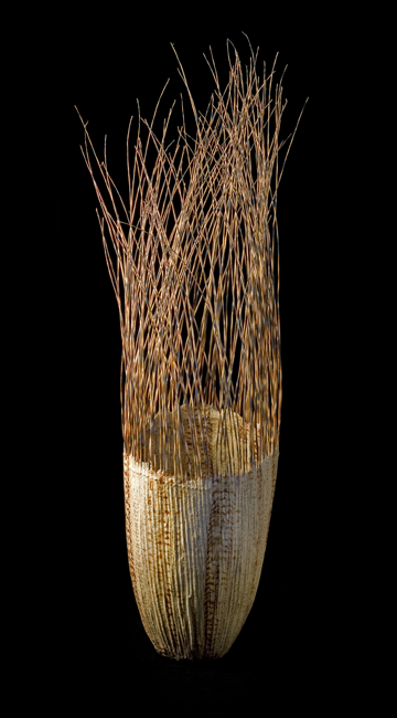 "David Speck, ""untitled""fiber, c.2000foapac No. 2010.018"