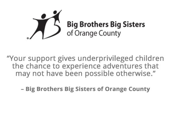 Big Brothers Big Sisters of Orange County