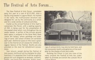 Festival of Arts 1969