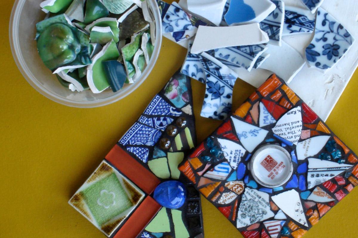 Art Teen Mosaic 9