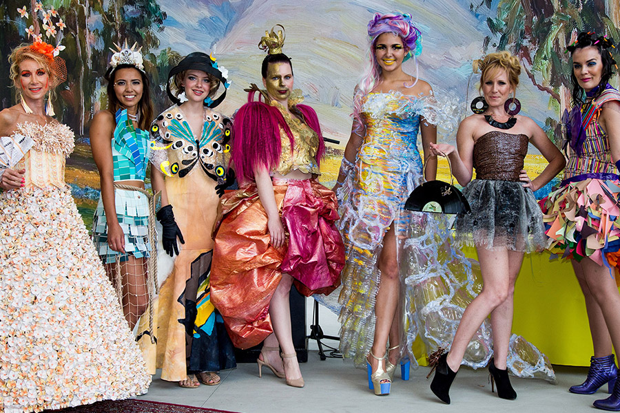Festival Runway Fashion Show Festival Of Arts Pageant Of The Masters